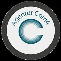 Logo Agentur Com4
